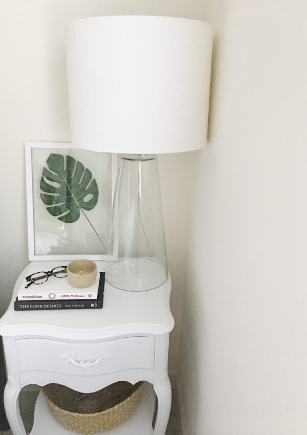 DIY: French Provincial Nightstand Makeover