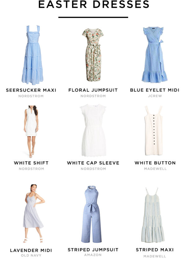 Easter Dresses for Every Budget